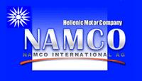 Namco greece logo