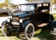 Overland Model 91 Touring 1923