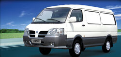 Polarsun SZS5034XXY minivan