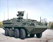 Stryker ICV front q