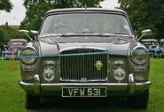 Vanden-Plas Princess 3-litre MkII head