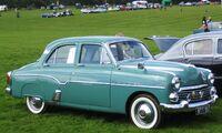 Vauxhall Velox ca 1953 in Hertfordshire