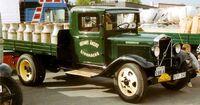 Volvo LV 71D Truck 1934