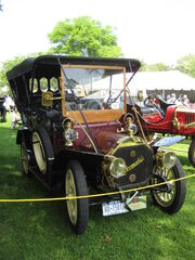 1907 Locomobile Type E