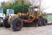 A 2000s Aveling Barford ASG018 Motorgrader Diesel