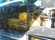 Caterpillar 1160 engine