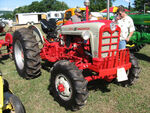 Ford 861-D with Elenco four wheel drive conversion-3944