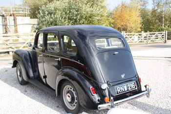 Ford Prefect - RNW 216 at NCMM 09 - IMG 5314