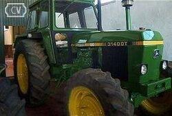 JD 3140 DT MFWD