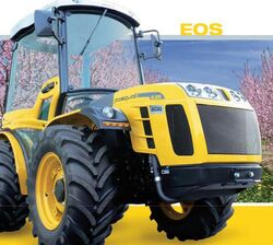 Pasquali EOS 6.65 RS MFWD - 2009