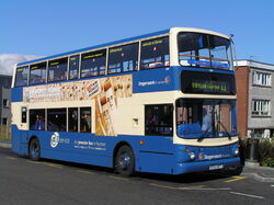 Stagecoach A1 Service bus