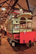 Tram, Heaton Park