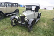 Wolseley Ten - AF 6409 at carrington 2011 - IMG 6654
