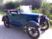 1934 Austin 7 two seater