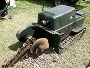 A 1940s Allen Of Oxford Trencher preserved
