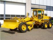 A 2000s Aveling Barford ASG013 Motorgrader Diesel