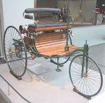 Benz Patent Motorwagen 1886 (Replica)