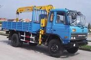 DONGFENG EQ1108G 4WD Cargo Diesel