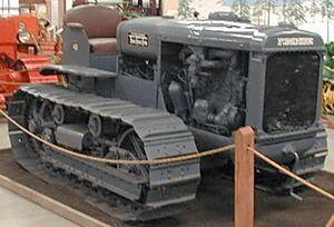 McCormick-Deering TD-40 1935