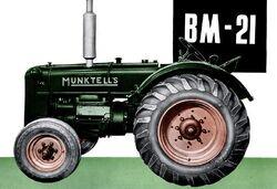 Munktells BM-21