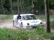 1986 Ford RS2000