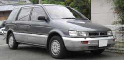 1991-1994 Mitsubishi Chariot