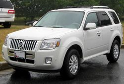 2nd Mercury Mariner -- 07-10-2010