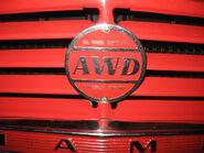 AWD Original Emblem