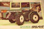 Ferrari 95RS MFWD brochure