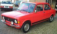 Fiat 128 Rally 1972