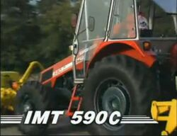 IMT 590 C MFWD