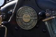 Marshall no. 30169 makers plate - IMG 4406