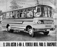 Sava Austin A-404 A bus