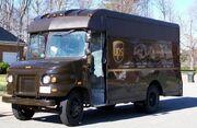 UPS truck -804051