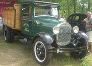 '29 Ford Model AA (Auto classique Laval '10)