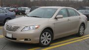 07-08 Toyota Camry XLE