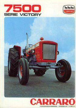 Carraro 7500