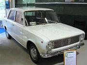 Fiat 124-Sedan Front-view