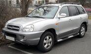 Hyundai Santa Fe front 20090227