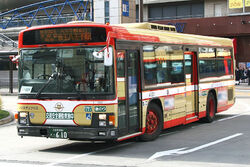 NishiTokyoBus A1001