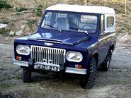 PORTARO 240D Jipe Diesel de 1978