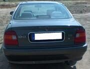 Rover 618i rear