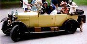 Rover Tourer 192X