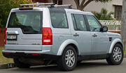 2005-2009 Land Rover Discovery 3 TDV6 SE wagon 02