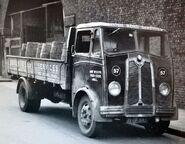 A 1940s Proctor Lorry Diesel MK2 7 Ton