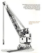 A 1970s Smith Of Rodley Railway Dieel Electric Crane