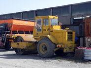 A 1990s Aveling Barford VXC011 Roadroller Diesel
