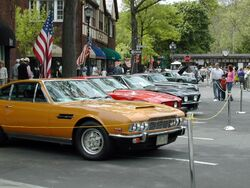 Aston Martin DBS V8 and Series II