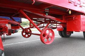 Carrimore trailer landing wheels - IMG 7946