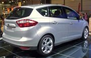 Ford C-Max Heck